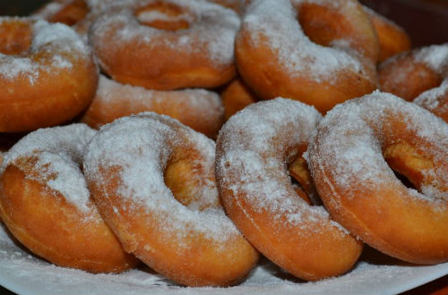 Как делать пончики рецепт с фото